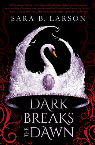 Dark Breaks the Dawn (Dark Breaks the Dawn Duology, #1)