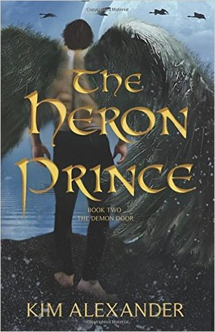The Heron Prince (The Demon Door, #2)