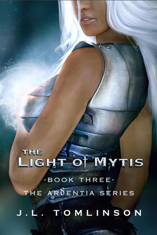 The Light of Mytis by Jo-Anne Tomlinson