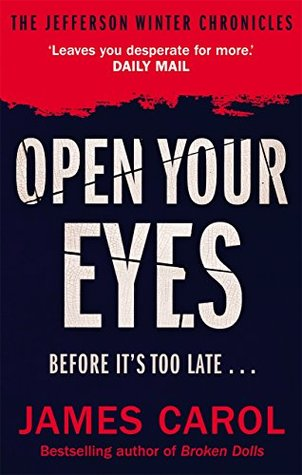 Open Your Eyes by James Carol