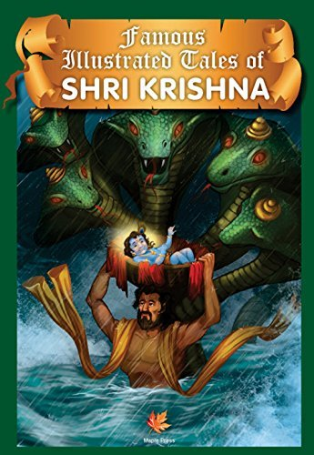 Krishna Tales (Illustrated