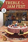 Treble at the Jam Fest (A Food Lovers' Village Mystery, #4)