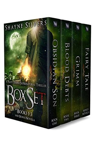 The Nate Temple Supernatural Thriller Box Set (The Temple Chronicles, #1-3)