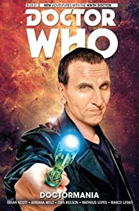 Doctor Who: The Ninth Doctor, Volume 2: Doctormania