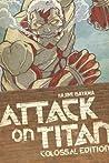 Attack on Titan: Colossal Edition Vol. 3