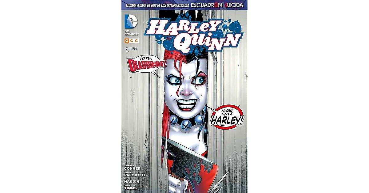 Harley Quinn Num 07 By Amanda Conner