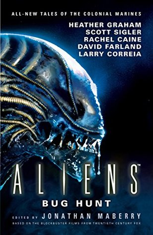 Aliens by Jonathan Maberry