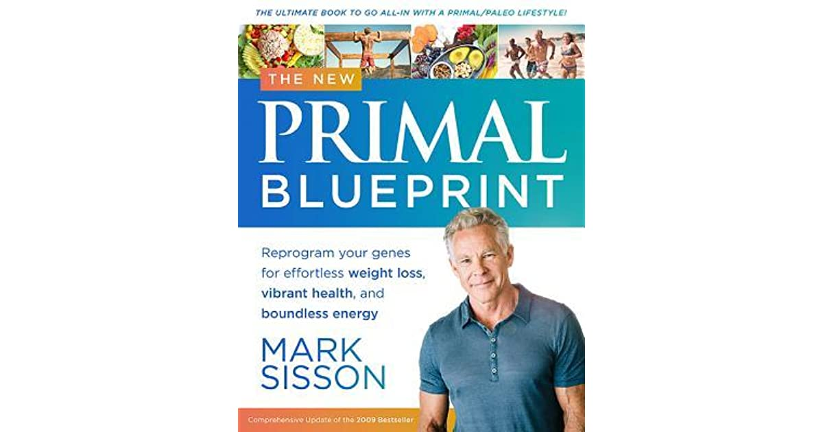 the new primal blueprint reprogram your genes for