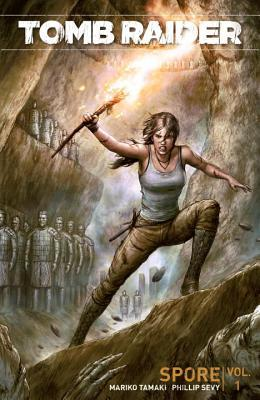 Tomb Raider, Vol 1. by Mariko Tamaki
