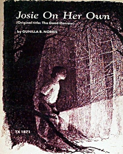 Josie On Her Own  by  Gunilla B. Norris