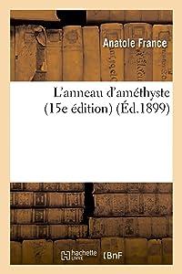 L'Anneau d'améthyste (Histoire contemporaine #3)