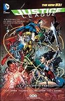 Justice League, Cilt - 3 : Atlantis Tahtı (Justice League #3)