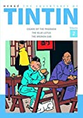 The Adventures of Tintin: Volume 2: Cigars of the Pharaoh/The Blue Lotus/The Broken Ear
