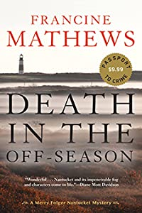 Death in the Off-Season (A Merry Folger Nantucket Mystery #1)