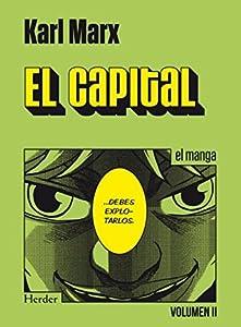 El capital. Volumen II: el manga