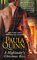 A Highlander's Christmas Kiss (Highland Heirs #1)
