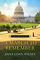 A March to Remember (A Hattie Davish Mystery)