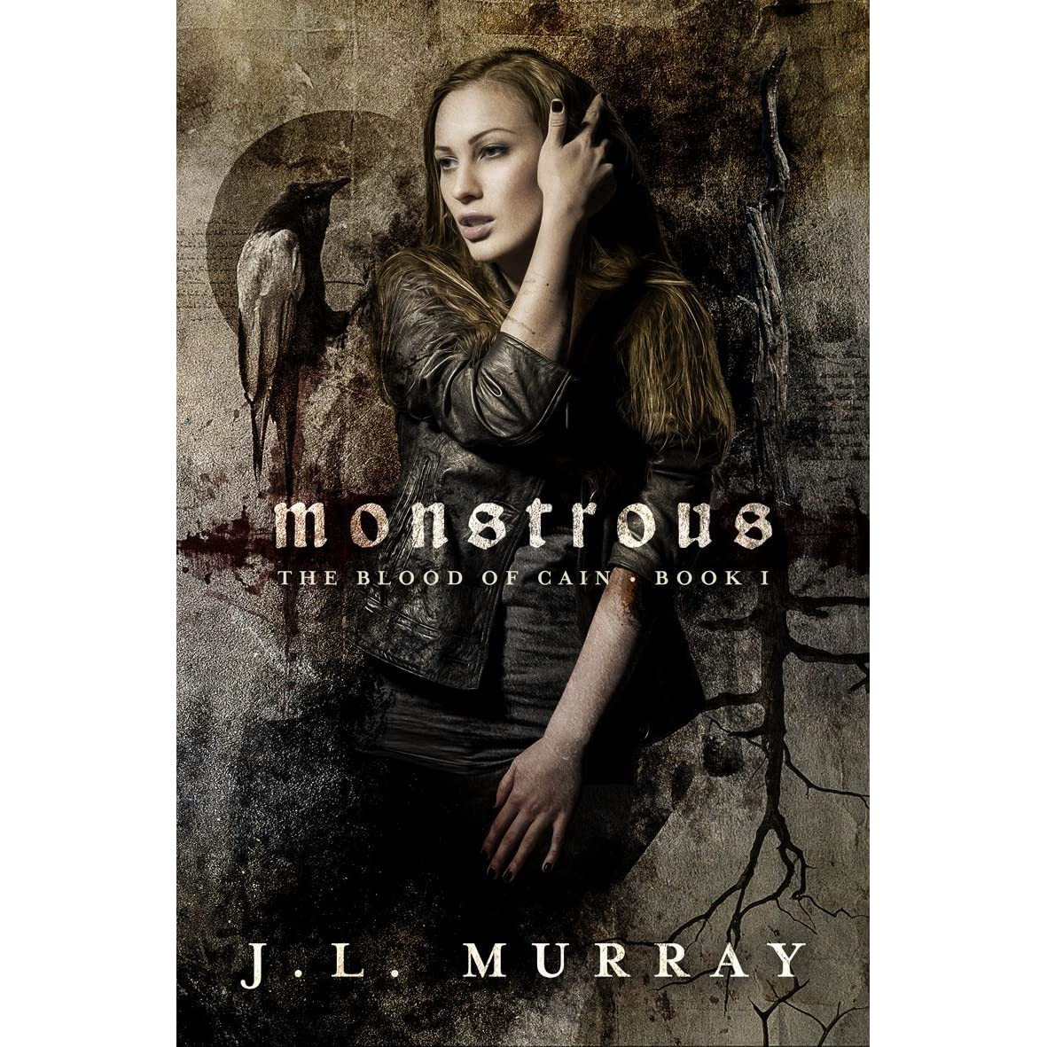 Amazoncom Monstrous Blood of Cain Book 1 eBook JL