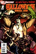 DC universe halloween special 2010
