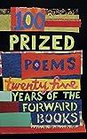 100 Prized Poems: Twenty-five years of the Forward Books (Kindle Single )