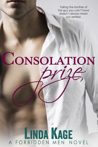 Consolation Prize (Forbidden Men, #9)