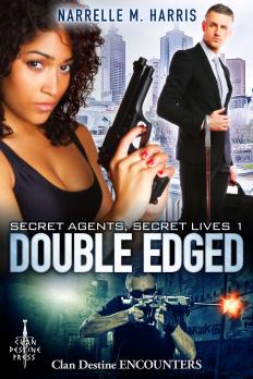 Double Edged (Secret Agents, Secret Lives, #1)
