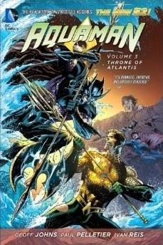 Aquaman, Volume 3: Throne of Atlantis