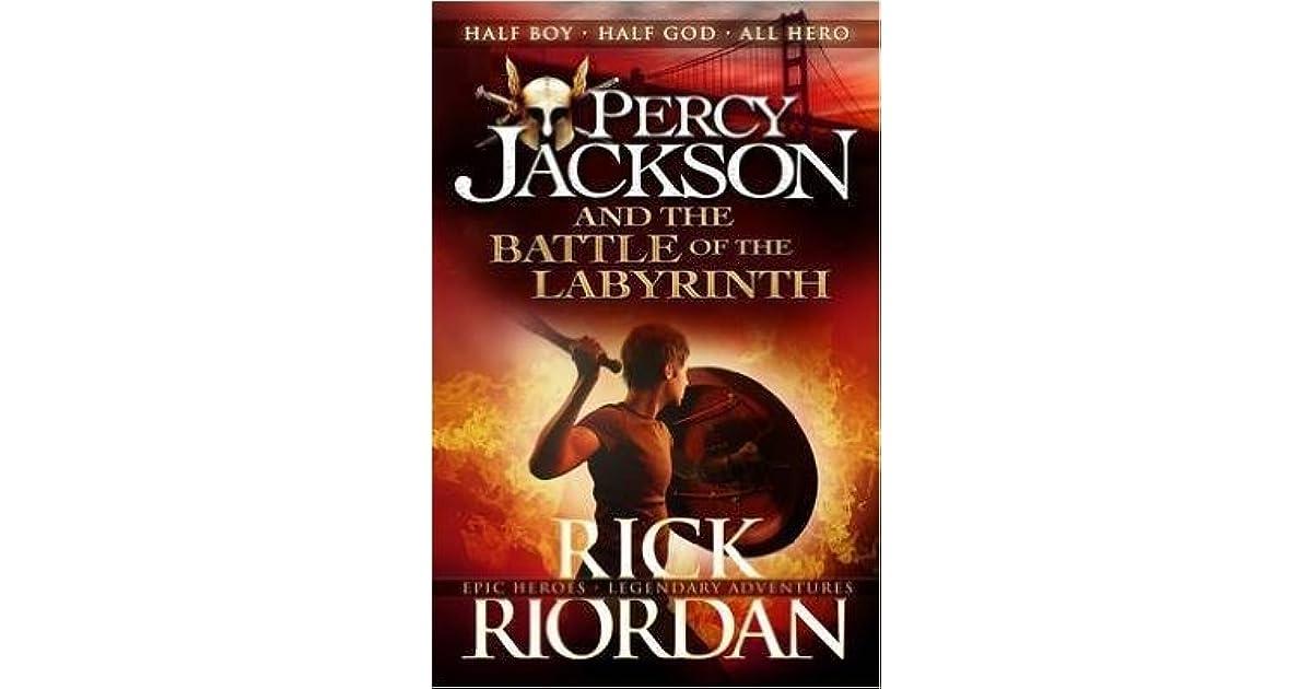 read percy jackson battle of the labyrinth pdf