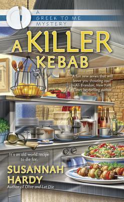 A Killer Kebab (Greek to Me Mystery, #3)