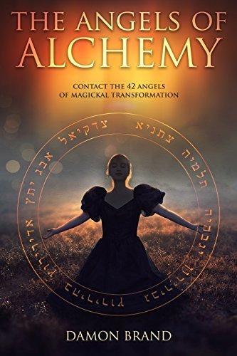 Damon Brand - The Angels of Alchemy