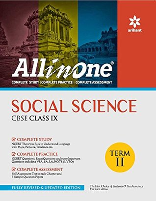 All in One Social Science CBSE Class 9 Term - II