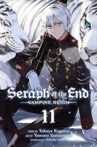 Seraph of the End, Volume 11