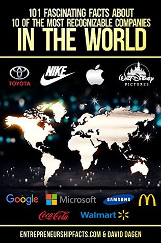 101 Fascinating Facts About 10 Of The Most Recognizable Companies In The World: Walt Disney, McDonald's, Google, Apple, Nike, Coca-cola, Walmart, Microsoft, Samsung, Toyota