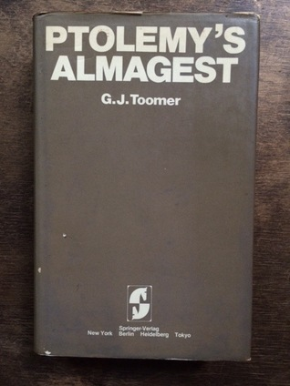 Ptolemy's Almagest by Ptolemy