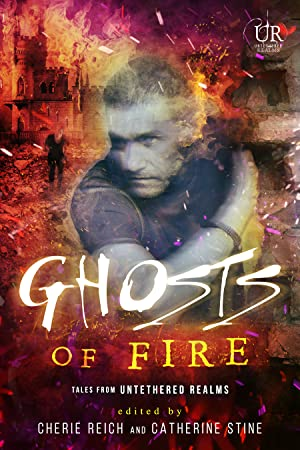 [Ebook] ↠ Ghosts of Fire (Elements of Untethered Realms #3)  Author Cherie Reich – Submitalink.info