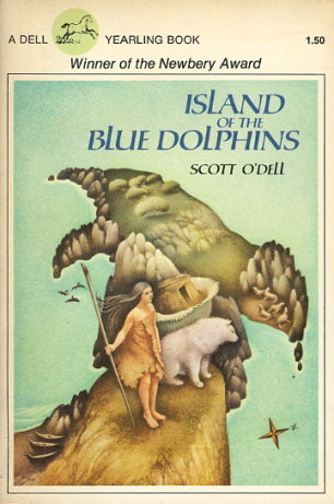 island of the blue dolphins movie