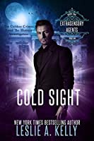 Cold Sight (The Extrasensory Agents, #1)