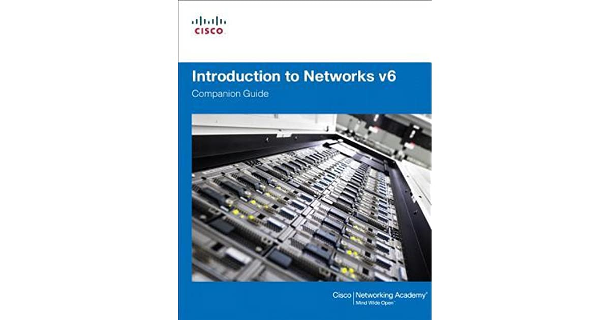 Introduction to Networks v6 Companion Guide by Cisco Networking Academy