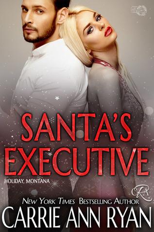 Santas Executive Holiday Montana 2 By Carrie Ann Ryan