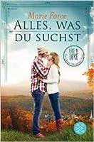Alles, was du suchst (Lost in Love: Die Green-Mountain-Serie, #1)