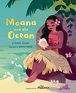 Moana and the Ocean