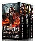 The Undergrounders Books 1-3