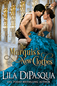 The Marquis's New Clothes (Fiery Tales, #7)
