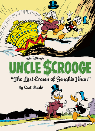 Walt Disney's Uncle Scrooge by Carl Barks
