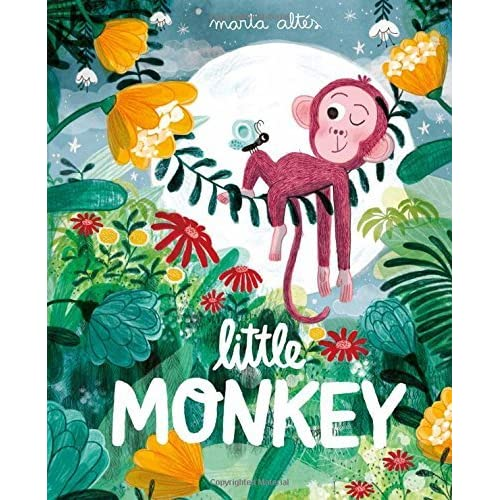 FREE 5 Little Monkeys Counting Book
