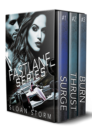 Fastlane Series Box Set: Surge, Thrust and Burn