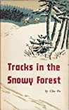 Tracks in the Snowy Forest