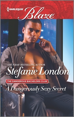 A Dangerously Sexy Secret (The Dangerous Bachelors Club #3)