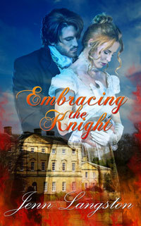 Embracing the Knight (Touched by Fire, #1)