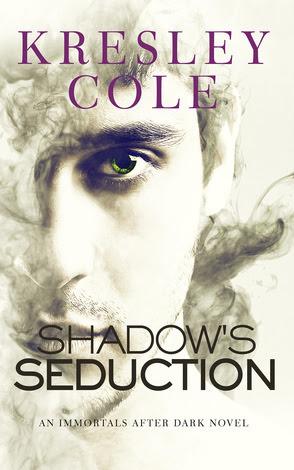 Shadow's Seduction (Immortals After Dark, #16; The Dacians, #2)